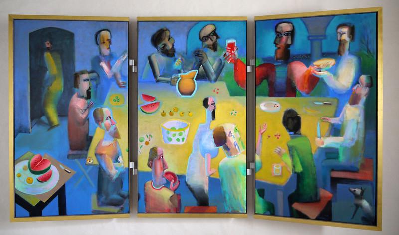 Moderne Kirkekunst - Arne Haugen Sørensen